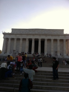 Lincoln Memorial: the gem of the our National Mall